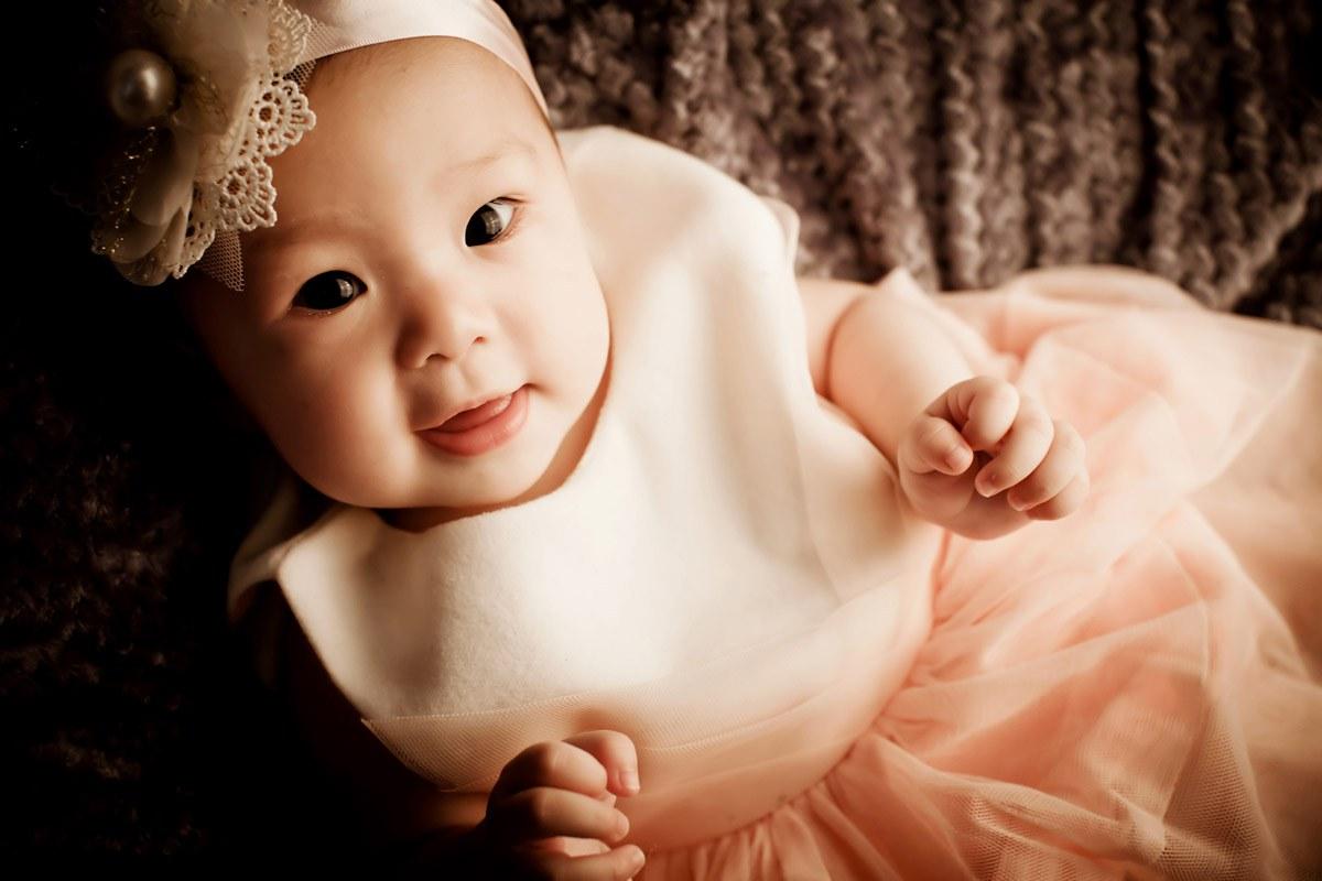 寶寶紀念照